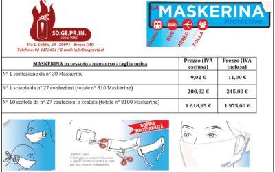 SO.GE.PR.IN vende e fornisce DPI a Milano a privati e aziende